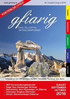 Gfiarig - 42.Ausgabe - August 2016